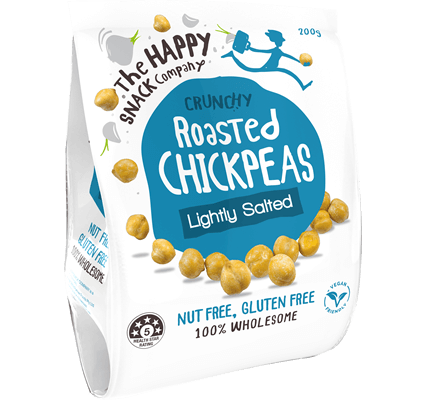 Roasted CHICKPEAS Classic Lightly Salted